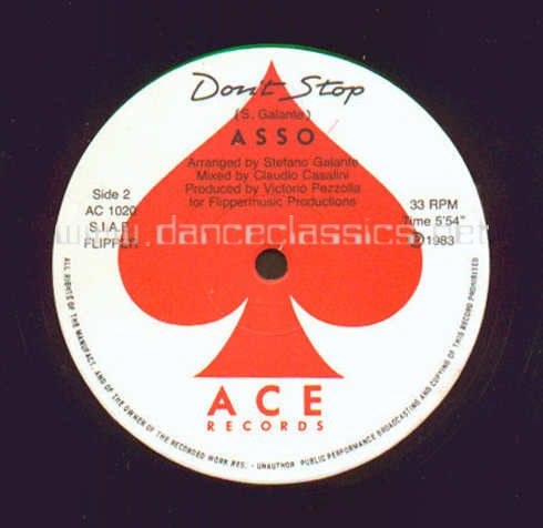Asso - Don't stop