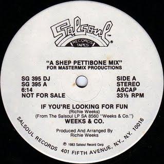 Weeks&Co.IfYou'reLookingForFun1983